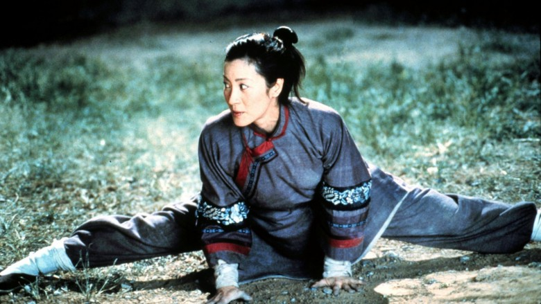 Michelle Yeoh in Crouching Tiger, Hidden Dragon