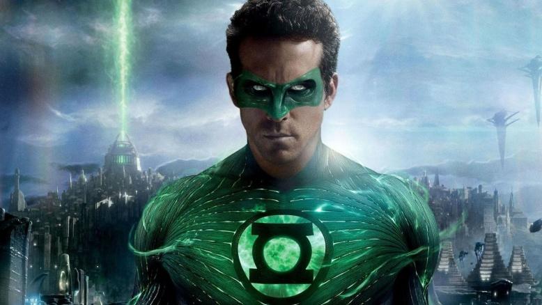 Green Lantern 2 Movie Wallpaper