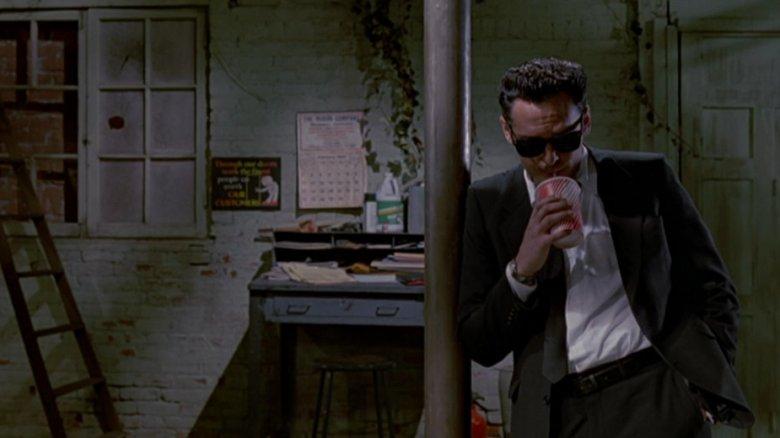 Scene from Reservoir Dogs